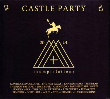 V/A - Castle Party 2014 (CD)