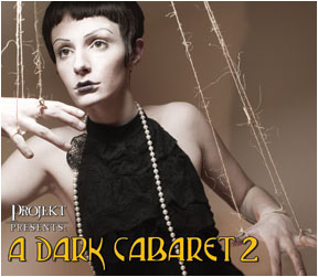 V/A - A Dark Cabaret Vol. 2 (CD)
