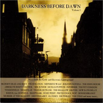 V/A - Darkness Before Dawn Vol. 1 (2CD)