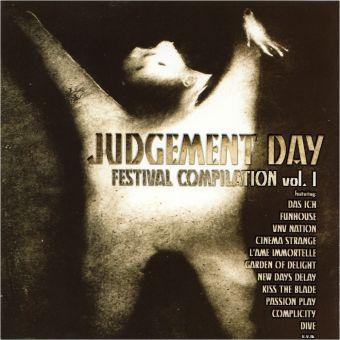 V/A - JUDGEMENT DAY festival compilation vol. 1