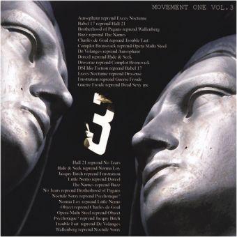 V/A - Movement One Vol. 3 (DCD)