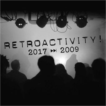 V/A - Retroactivity! 2017 >> 2009 (CD)