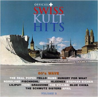 V/A - Swiss Kult-Hits Vol.2 - 80's Wave (CD)