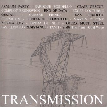 V/A - Transmission (CD)
