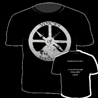 """Voices Of Masada - T-Shirt """"Logo"""""""