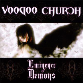 Voodoo Church - Eminence Of Demons (CD)