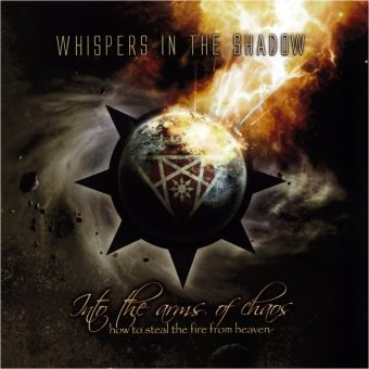 Whispers In The Shadow - Into The Arms Of Chaos (CD)