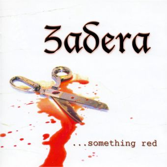 Zadera - Something Red (CD)