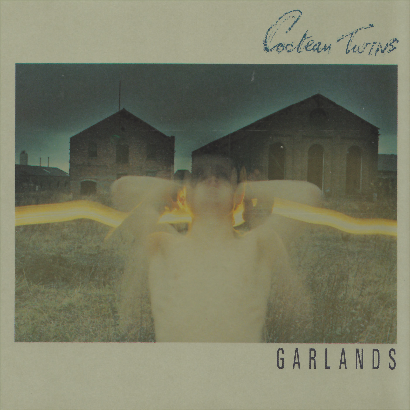 Cocteau Twins Garlands Cd Gothic Rock Deathrock