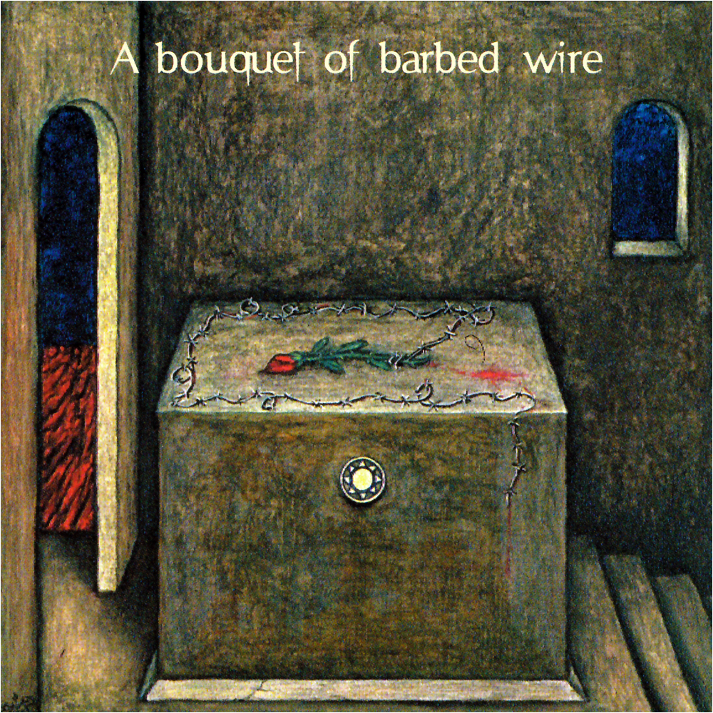 A BOUQUET OF BARBED WIRE various artists cd